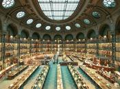 Beautiful Libraries Paris Rome