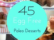 Free Paleo Dessert Recipes (Paleo, Gluten Free, Dessert)