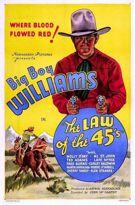 #1,593. The Law of .45's  (1935)