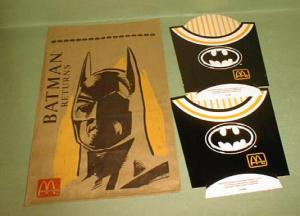 batman returns mcdonalds