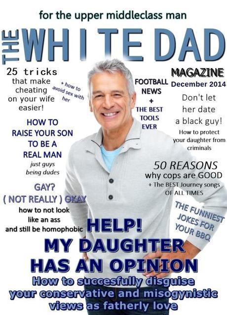 white dad