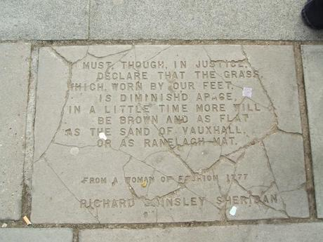 Walk of the Week: New Year\'s Day Poetry With London Walks - Paperblog