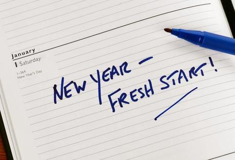 Resolutions, Fresh Starts and Renewed Commitments for 2015