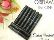 Oriflame Colour Unlimited Lipsticks Review, Swatches