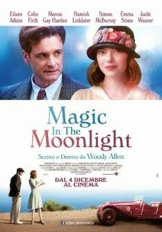 TIME FOR A GOOD MOVIE - WORDS & PICTURES, THE OTHER SON AND MAGIC IN THE MOONLIGHT