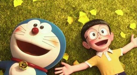 Review : Stand by Me Doraemon (2014) - Paperblog