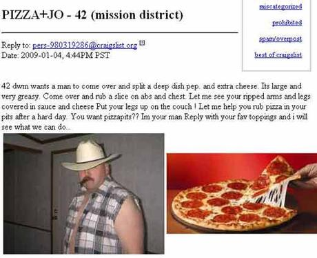 Weird & Random Craigslist Posts. The World is Sick.