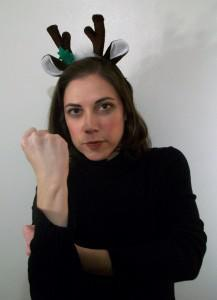 Review: The Eight: Reindeer Monologues (Stage Left)
