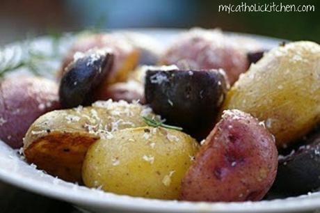 Roasted Potatoes and Gourmet Game Changer #26