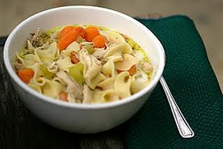 The Ladies Chicken Noodle Soup (Game Changer #24 Paula Deen)