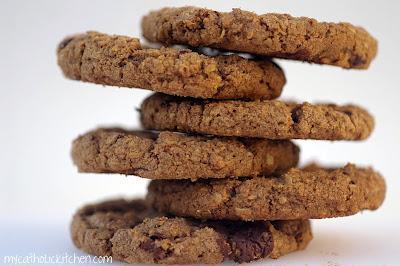 Chocolate Oatmeal cookies Game Changers #22 Amanda Hesser
