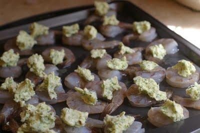 Spicy Lemon Garlic Shrimp and Gourmet magazines 50 women game changers