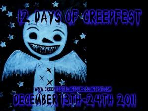 #Creepfest guest blog with Nora Peevy