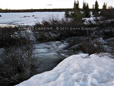 2011 - June 14th - Grand Mesa In Spring, Plateau Creek & Colorado River (Both At Flood Stage)