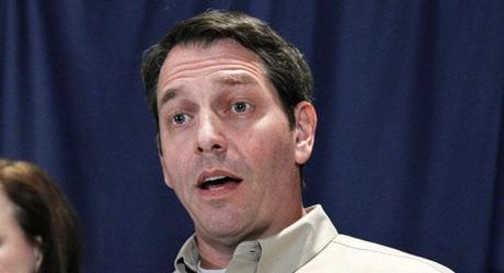 In this Nov. 3, 2010, file photo Tea Party Patriots co-founder Mark Meckler speaks at a news conference. | AP Photo
