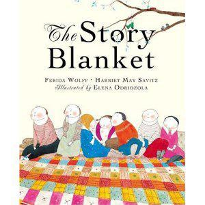 Book Sharing Monday:The Story Blanket
