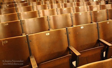 Rockport, Indiana: Christmas Program Seating