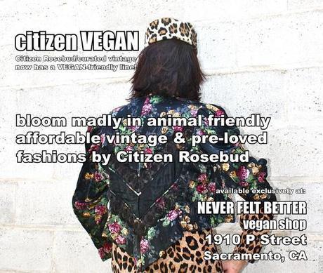 citizen VEGAN, now at Never Felt Better