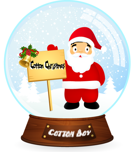 Cotton Christmas