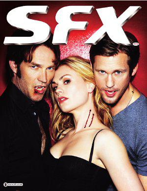 True Blood SFX cover November 2011