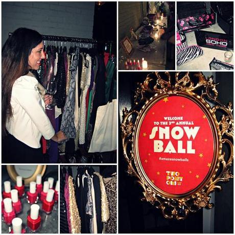 Photo Story: Holiday Party Sparkle