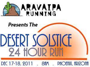 Carilyn Johnson Wins Desert Solstice 2011