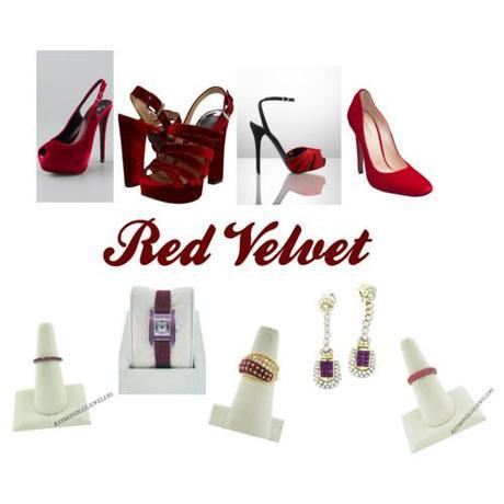 Tuesday Shoesday: Red Velvet