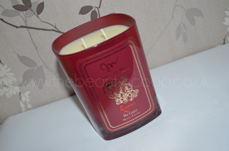 Chistmas Gift Guide: Jonathan Ward Candle - The Gypsy (From The Russia Collection)!