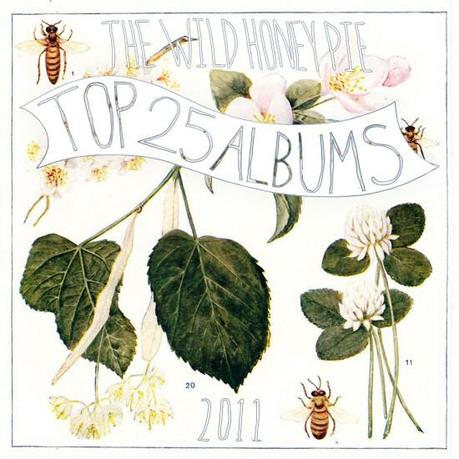 topalbums2011 550x550 TOP 25 ALBUMS OF 2011