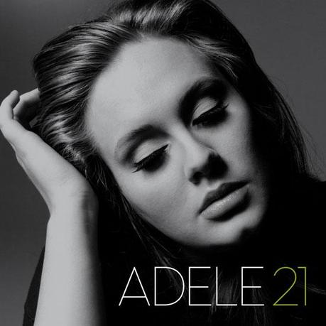 adele 21 album cover TOP 25 ALBUMS OF 2011