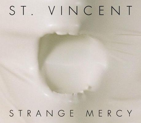 st vincent strange mercy TOP 25 ALBUMS OF 2011