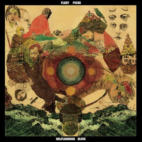 fleet foxes helplessness blues album cover TOP 25 ALBUMS OF 2011