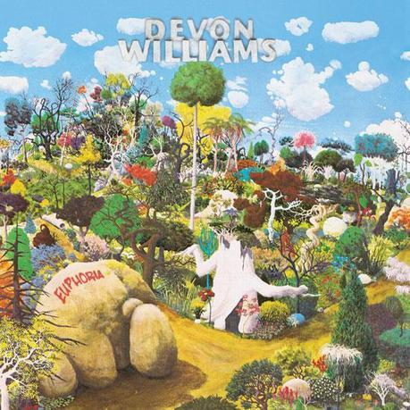 devon williams euphoria TOP 25 ALBUMS OF 2011