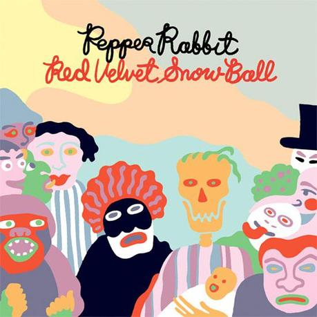 Pepper Rabbit Red Velvet Snow Ball TOP 25 ALBUMS OF 2011