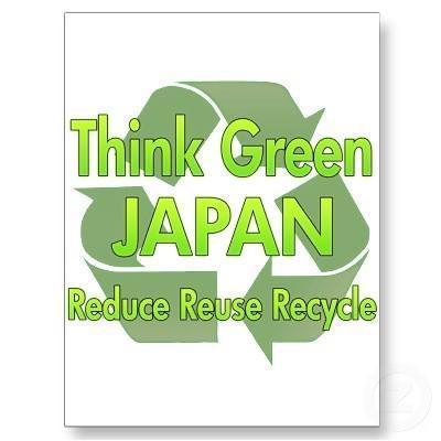 "Recent ""Green"" Developments in Japan"