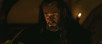 RA-NDOM THOUGHTS : ... AND THE LEADER OF OUR COMPANY, THORIN OAKENSHIELD.