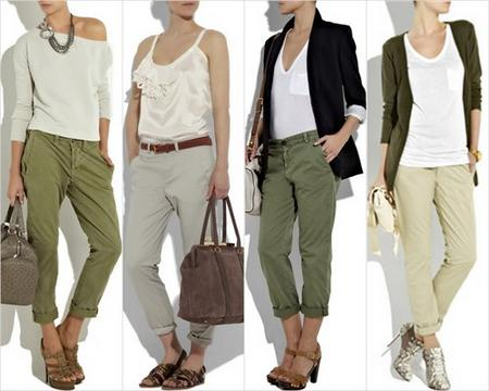 Unique The Comeback Of Khaki Outfits  Be Modish