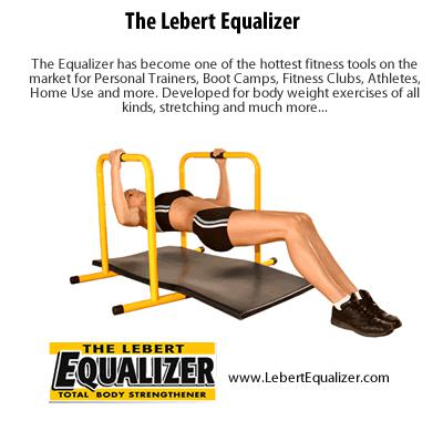 Lebert Equalizer Total Body Strengthener