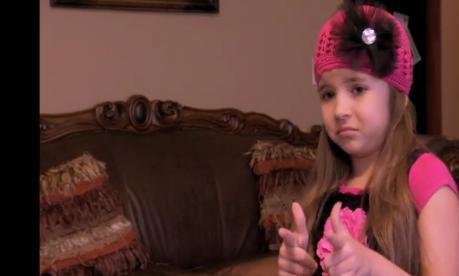 Toddlers & Tiaras: Patriotic Tumbles & The 7 Year Old Elvis Pelvis. America's Ultimate Beauties, We Salute You.