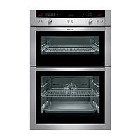 Neff Double Oven U15E54N0GB Series 3 Built In Double Oven