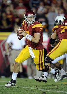 USC - Fight On! Trojans Star Quarterback Matt Barkley Returns For Senior Year