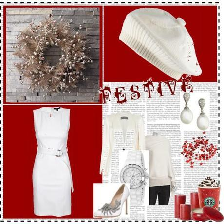 A White Christmas Outfit