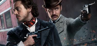 AT THE CINEMA: SHERLOCK HOLMES 2 - A GAME OF SHADOWS