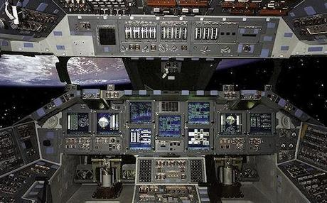 A Rare Final Look Inside Space Shuttle Atlantis