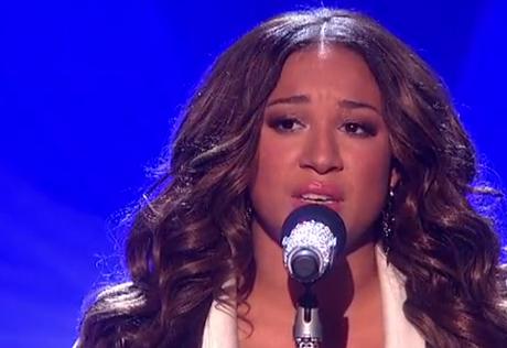 First-ever US X Factor Winner Crowned: Melanie Amaro Takes