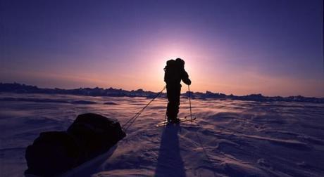 Antartica 2011: Summit Plans Change For Jordan, Felicity Leaves The Pole