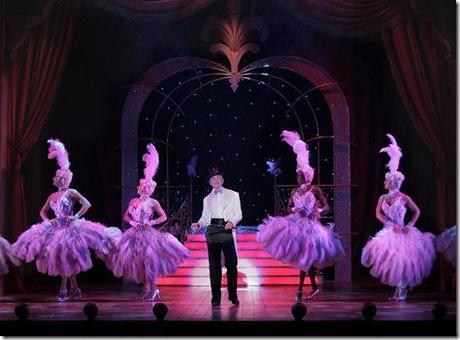 George Hamilton inLa Cage aux Folles National TourAct IICredit Photo: Paul Kolnikstudio@paulkolnik.comnyc 212-362-7778