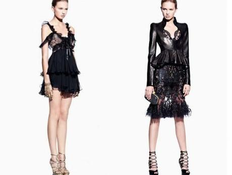 Alexander McQueen Spring 2012 Collection