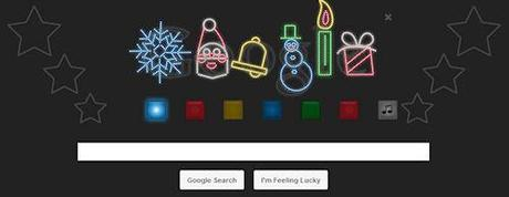 Google Doodle Wishes Users 'Happy Holidays'