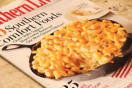 Southern Living's Cover Recipe: King Ranch Chicken